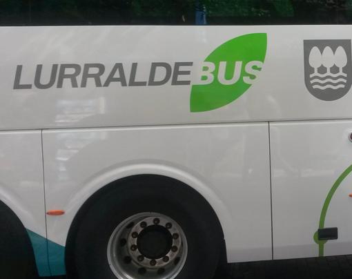 A concurso la concesión del servicio público de transporte interurbano de Buruntzaldea