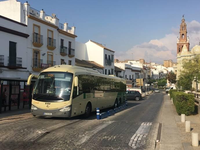 Usuarios autobuses de Andalucía podrán planificar su ruta con Google Maps