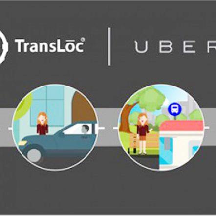 TransLoc une fuerzas para el cambio con Uber