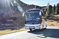 El autobús Neoplan Tourliner de MAN gana el iF Design Award 2017