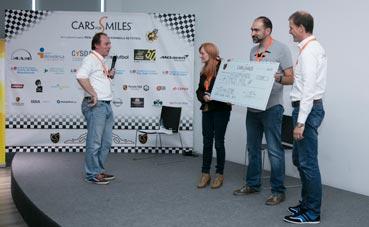 MAN colabora en 'Cars for Smiles' para ayudar a los más pequeños