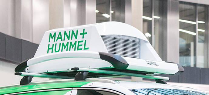 MANN+Hummel prueba un filtro para reducir la contaminación por polvo fino