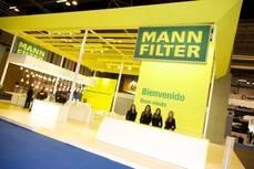 Stand de MANN+Hummel Ibérica en 2015