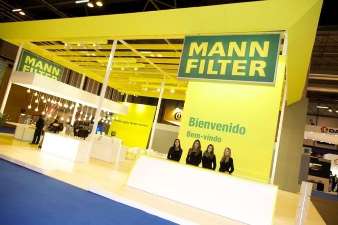 MANN+Hummel Ibérica en Motortec Automechanika