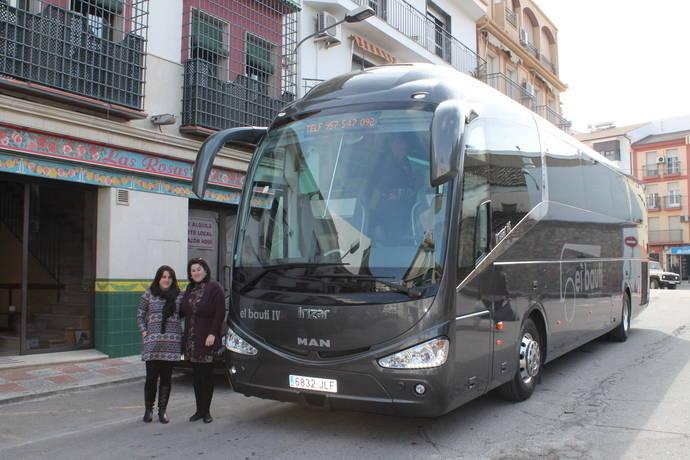MAN hace entrega de cuatro vehículos en Andalucia