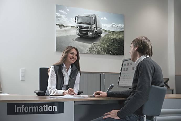 MAN Truck & Bus Iberia, certifica la profesionalización de su red de Post-Venta