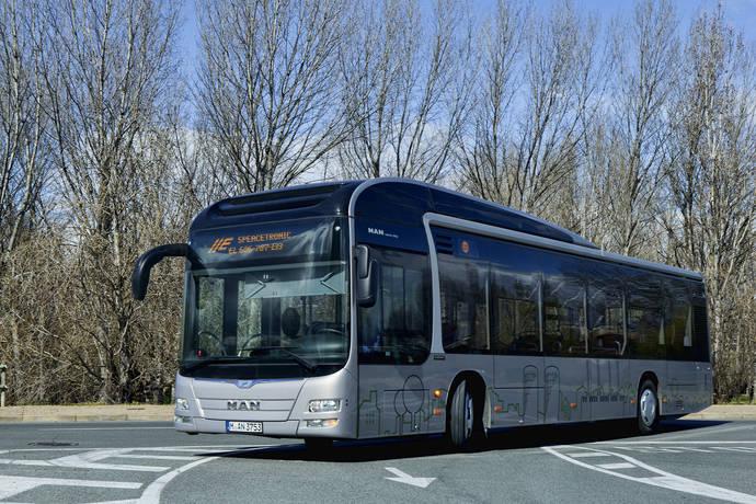 MAN se adjudica el 30% del concurso de vehículos urbanos de EMT Madrid