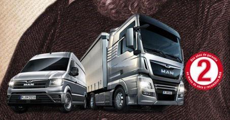 MAN truck & bus duplica las garantías de su mano de obra y recambios