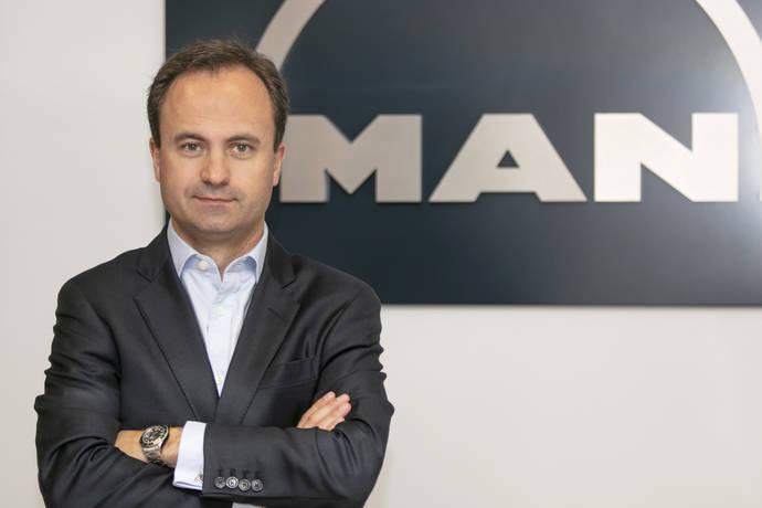 Baquedano, nuevo director de MAN TopUsed en España