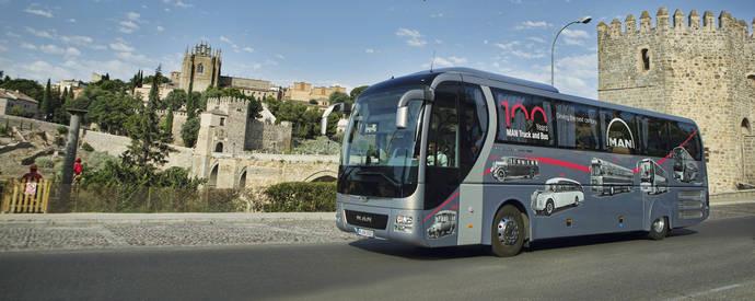 MAN triunfa en el sector de autobuses y autocares por cuarta vez en cinco años