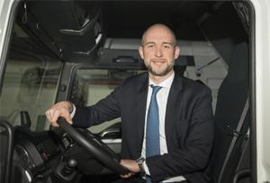 Marcus Gossen es el nuevo director gerente de MAN Truck & Bus Iberia y Portugal