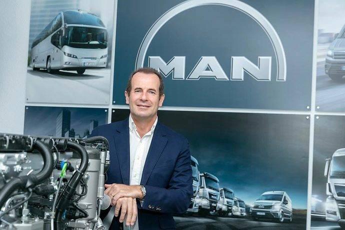 De Creisquer: 'El profesional del transporte valora mucho todos los apoyos que una marca pueda darle, y eso es parte del ADN de MAN'