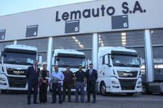 Transleyca amplía su flota con MAN Truck & Bus Iberia