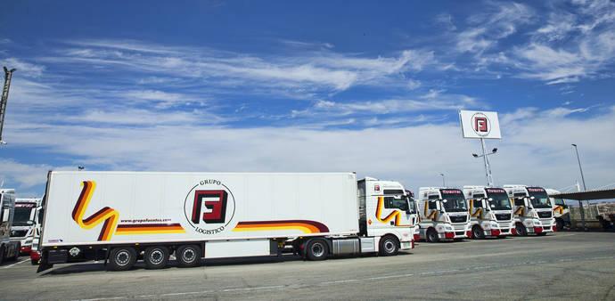 MAN completa la entrega de 110 unidades EfficientLine 3 a Grupo Fuentes