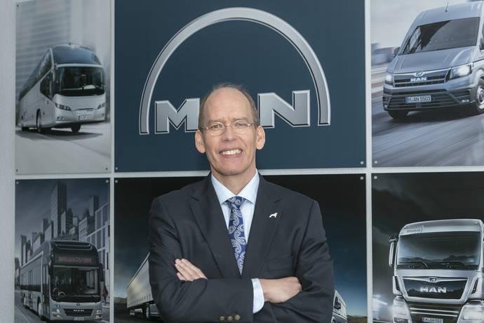 Wolfgang Bumm es el nuevo director financiero de MAN Truck & Bus Iberia