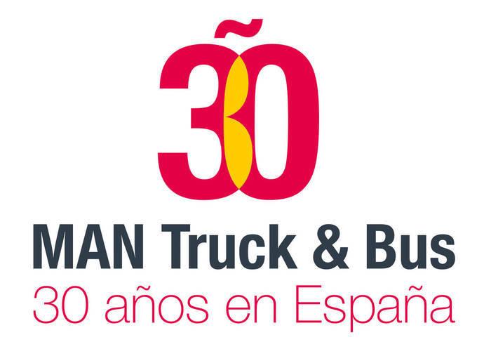 MAN Iberia celebra sus 30 años de existencia en suelo español
