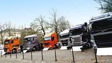 Las matriculaciones de vehículos comerciales suben un 4,7 % en febrero