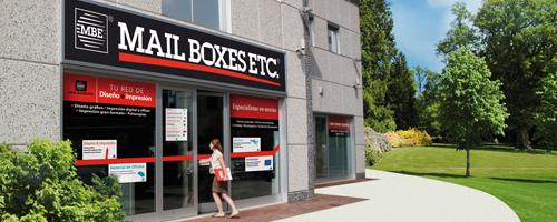 Mail Boxes Etc. cierra 2015 con 14 nuevas aperturas