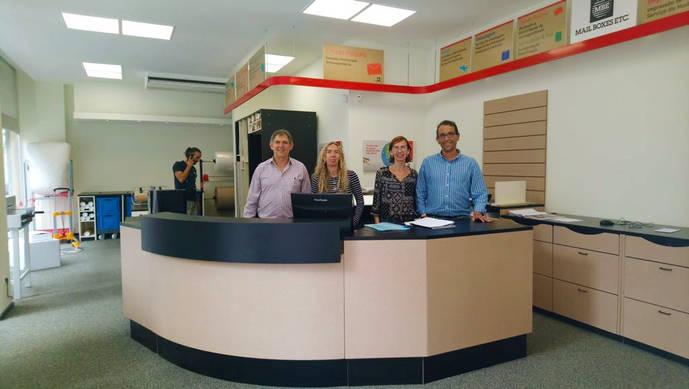 Mail Boxes Etc. alcanza ya la cifra de cuatro centros en Portugal
