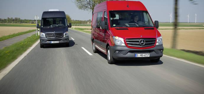Mercedes Benz Vans desarrolla su oferta de conectividad con Mercedes Pro