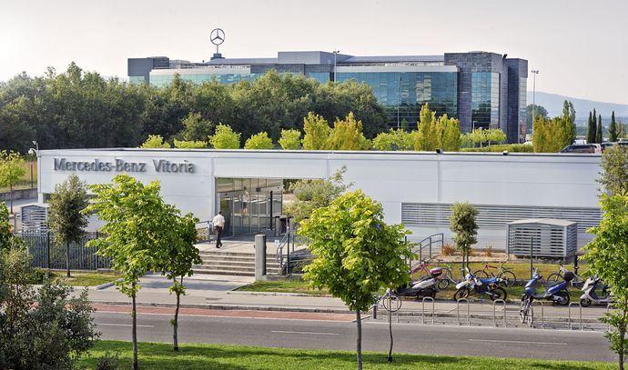 Mercedes-Benz Vans amplía su capacidad de producción en la planta de Vitoria