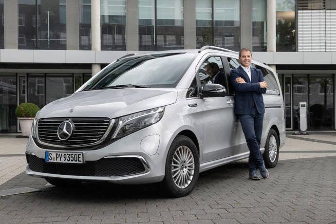 Nuevo director mundial de Ventas en Mercedes-Benz Vans