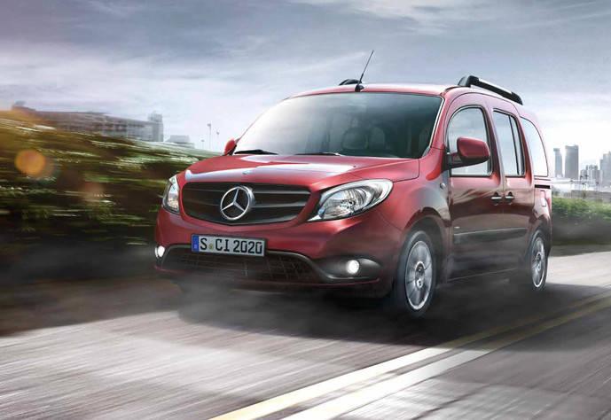 Mercedes-Benz Vans busca la Pyme más innovadora