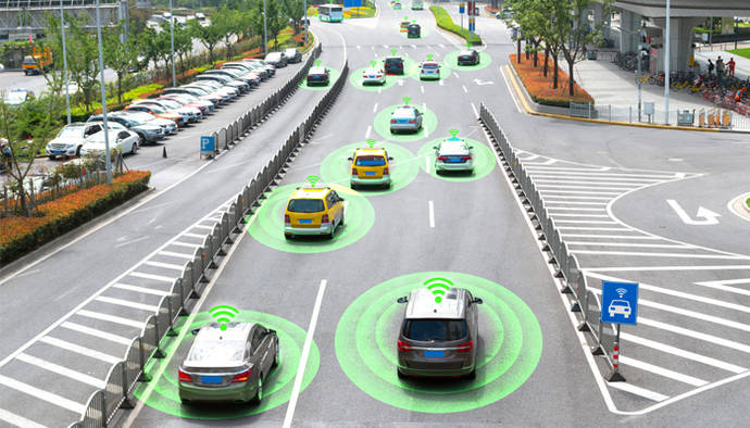 PSA y Qualcomm aceleran la comunicación entre vehículos C-V2X