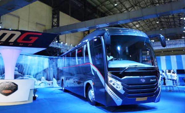 MG Group celebra 100.000 autobuses producidos en 20 años
