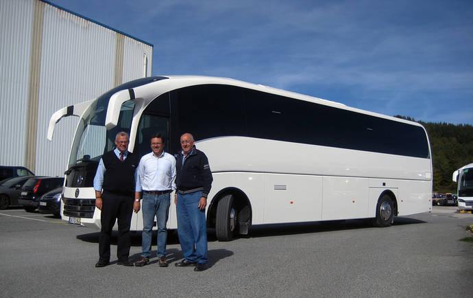 La empresa portuguesa MGC Transportes adquiere un SC7 de Sunsundegui