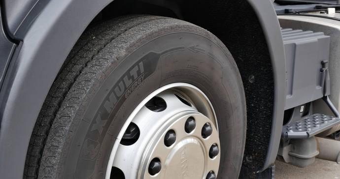 Michelin X Multi Energy, nuevo neumático de bajo consumo