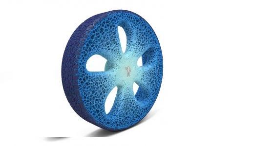 Michelin VISION, el neumático concept para la movilidad sostenible del futuro