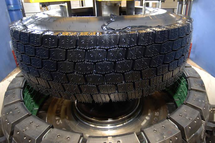 La Generalitat premia a los neumáticos de Michelin