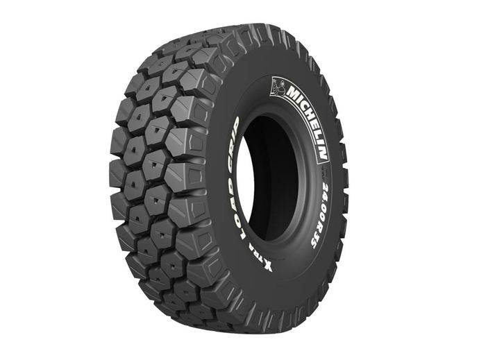 Michelin extra load, los nuevos neumáticos para dúmperes rígidos