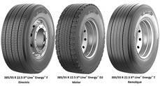 Nueva generación de neumáticos de camión Michelin X LINE ENERGY