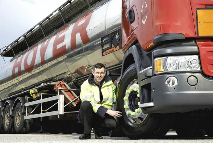 Michelin lanza la última generación de sus neumáticos de camión para uso polivalente X Multi
