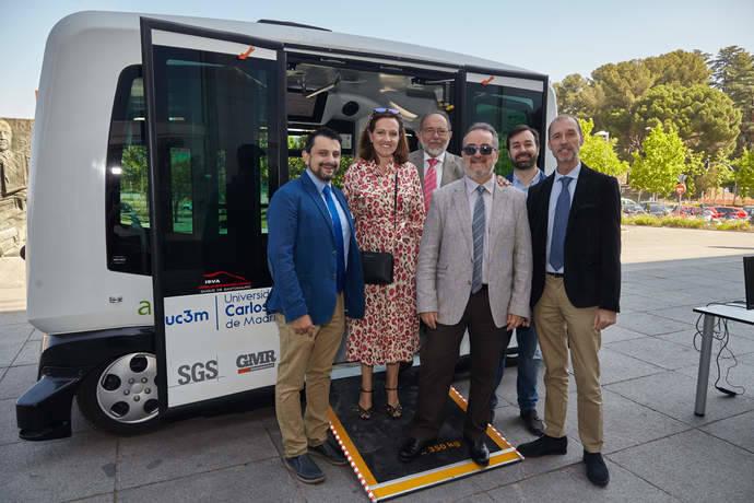 Tecnología española en primer vehículo autonomía nivel 5 en el mundo