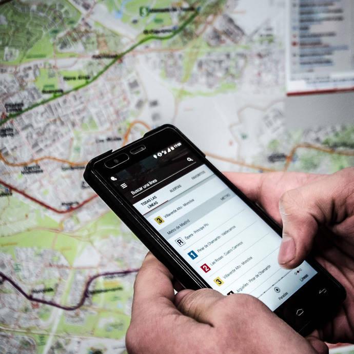 Moovit lanza una herramienta de gestión y análisis de movilidad urbana