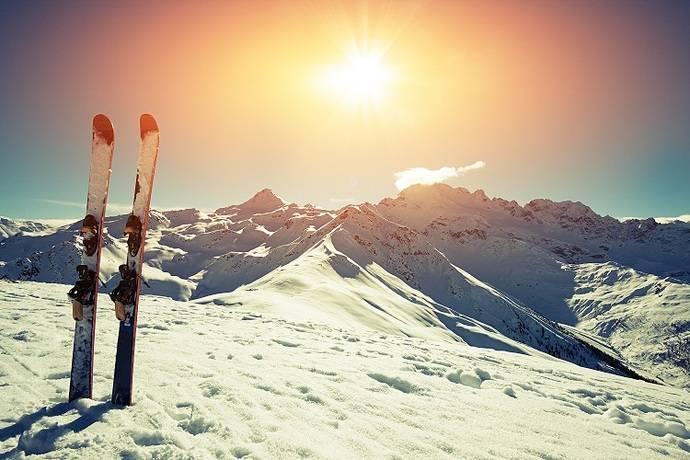 Según MRW, viajar sin equipaje gana adeptos entre los amantes de la nieve