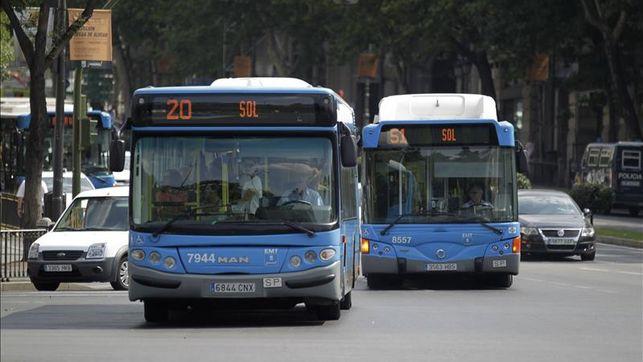 Fomento mejorará los accesos a Madrid para el transporte público