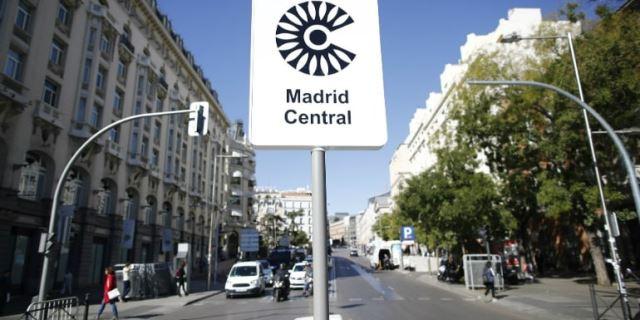 Mayoría madrileños, contra restricciones al tráfico de Madrid Central