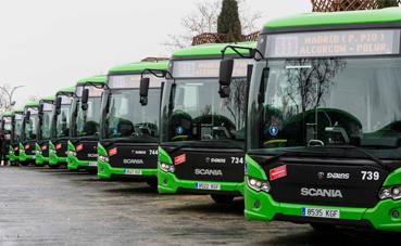 El Consorcio Regional de Transportes mejora el acceso al suroeste de Madrid