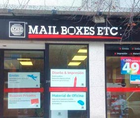 Mail Boxes Etc. inaugura un nuevo centro en Cataluña, sú número 80