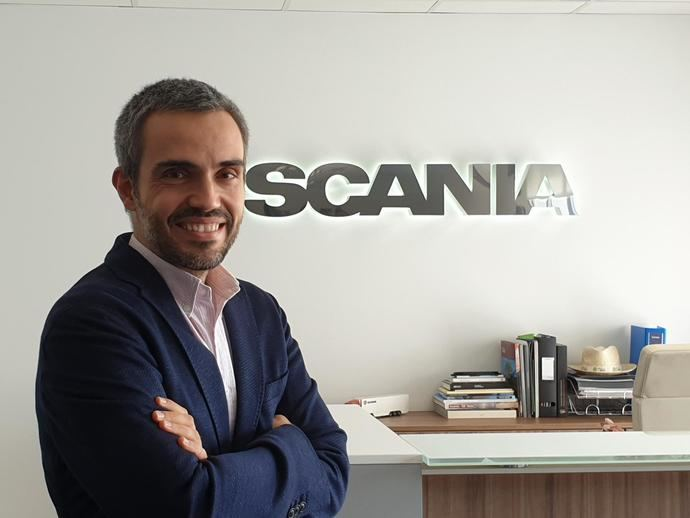 Arias, de Scania: 'La visión es ser neutrales en emisiones en 2040'