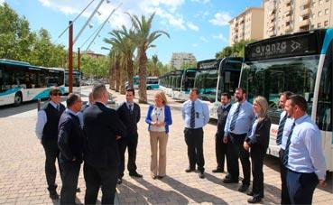 Nuevo servicio de autobús urbano en Marbella con Grupo Avanza