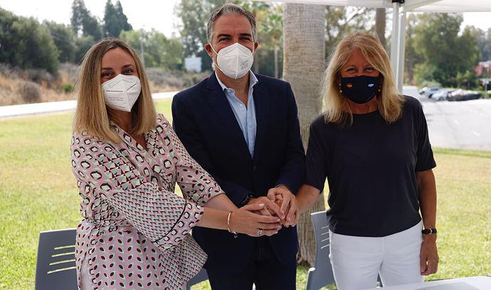 Acuerdo entre la Junta y el Ayuntamiento de Marbella