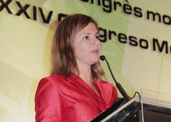María José Rallo del Olmo es nueva secretaria general de Transportes