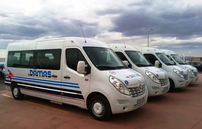 Interbus Confía en Renault para sus servicio de rutas escolares
