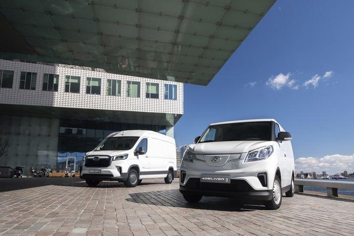Bergé Auto comercializa lo nuevo de Maxus en España