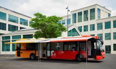 VDL entrega un Citea LLE-127 a DB Regio